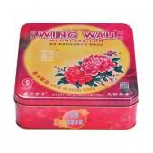 Wing Wah Yellow Lotus Seed Paste Moon Cake with 2 Egg Yolks
