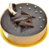 Chocolate Mousse Cake 7''