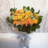 Brighten Your Day Mini Roses Bouquet