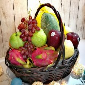 Honey Melon Fruits Hamper