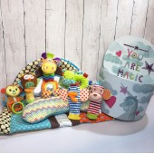 Fun Baby Hamper with Playmat