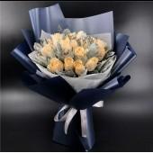 24 Pcs Roses Bouquet