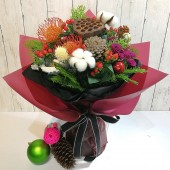 Merry Christmas Premium bouquet