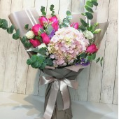 You Are My Everything Valentines Bouquet
