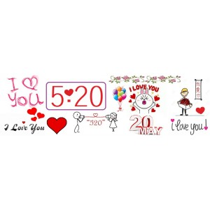 520 I love You
