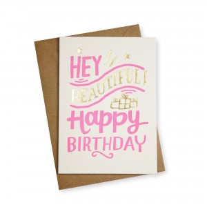 Where is the Greeting Card ?
