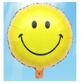 Smile Balloon, Yellow Color